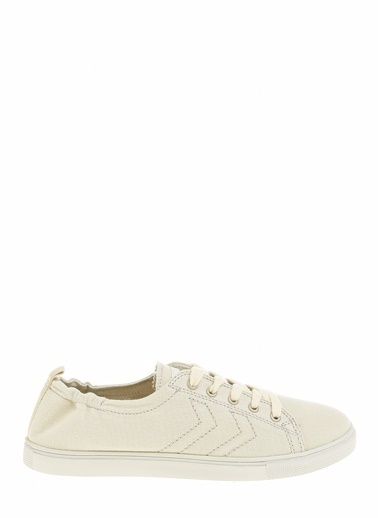 Hummel Kansas Lifestyle Shoes Kadın Sneaker Ayakkabı Beyaz